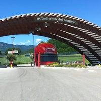Foto scattata a Autodromo Internazionale Del Mugello da Nadia C. il 6/16/2012