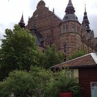 Снимок сделан в Nordiska museet пользователем Eugeny V. 6/4/2012