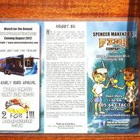 Das Foto wurde bei Spencer Makenzie's Fish Company von Nicolle P. am 5/8/2012 aufgenommen