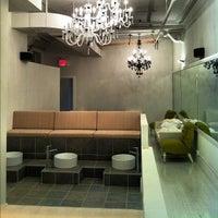 Photo Taken At Asanda Aveda Spa Lounge By S On 5 9