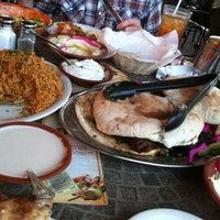 รูปภาพถ่ายที่ Afrah Mediterranean Restaurant & Pastries โดย Michelle M. เมื่อ 4/12/2012