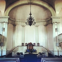 Foto tirada no(a) All Souls Church Unitarian por Mikey em 5/17/2012