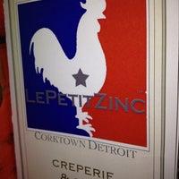 รูปภาพถ่ายที่ Le Petit Zinc โดย Eli L. เมื่อ 4/20/2012