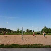 Das Foto wurde bei Pakilan uimaranta von Antti H. am 5/22/2012 aufgenommen