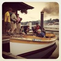 8/19/2012 tarihinde Dean H.ziyaretçi tarafından Center for Wooden Boats'de çekilen fotoğraf