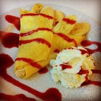 Foto diambil di Pancake Café oleh Korbua P. pada 3/29/2012