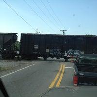 Снимок сделан в Stuck At The Train пользователем Saint M. 6/29/2012