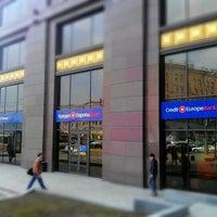 Офис кредит европа банк в москве рядом