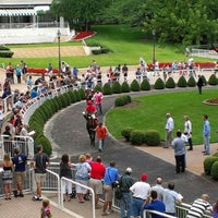 Foto scattata a Arlington International Racecourse da John C. il 8/12/2012