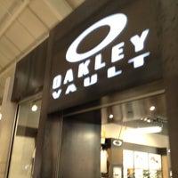 2e97d4d08fa Photo taken at Oakley Vault by Ediel C. on 3 5 2012 ...