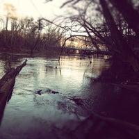 Das Foto wurde bei Cochran Shoals - Chattahoochee River von Matthew S. am 2/21/2012 aufgenommen