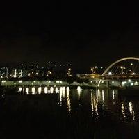 Снимок сделан в Punggol Waterway Park пользователем Garrett 5/7/2012