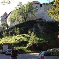 Foto scattata a Blejski Grad | Bled Castle da Vicky B. il 9/9/2012