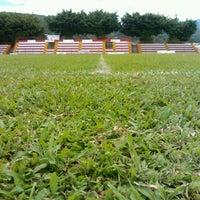 Foto tomada en Estadio Rafael Angel Camacho por Daniel M. el 8/18/2012
