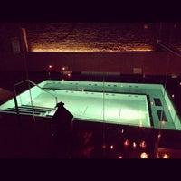 7/27/2012 tarihinde @HungryEditor B.ziyaretçi tarafından Aire Ancient Baths'de çekilen fotoğraf