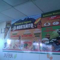 5/19/2012にDamon J.がTaqueria El Nortenitoで撮った写真
