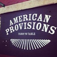 Foto scattata a American Provisions da JoAnne B. il 6/3/2012