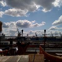 Das Foto wurde bei StrandPauli von Heike G. am 8/12/2012 aufgenommen
