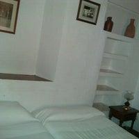 Foto tomada en Séneca Hostel por Eugenia A. el 4/12/2012