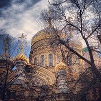 Снимок сделан в Успенское подворье монастыря Оптина пустынь пользователем Маша В. 5/4/2012