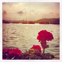 5/21/2012 tarihinde Baris O.ziyaretçi tarafından Divan Brasserie Bebek'de çekilen fotoğraf