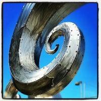 Foto scattata a Hiram M. Chittenden Locks da Charlyene J. il 9/3/2012