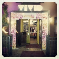 7/21/2012にAlaa T.がVivid Restaurant & Cafe Loungeで撮った写真