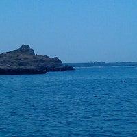 Das Foto wurde bei Montagna Spaccata von daniele b. am 6/30/2012 aufgenommen