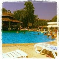7/15/2012 tarihinde Анна П.ziyaretçi tarafından Atlantique Holiday Club'de çekilen fotoğraf