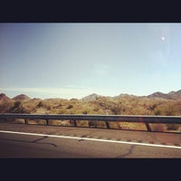 Photo taken at Town of Quartzsite by Tanya ? S. on 3/9/2012