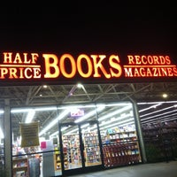 Photo taken at Half Price Books by Anthony E. on 3/30/2012