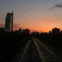2/15/2012 tarihinde Carolina R.ziyaretçi tarafından Puente Peatonal Condell'de çekilen fotoğraf