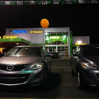 Photo Taken At Odaniel Automart Mazda By M On 4 27 2017