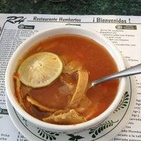 Снимок сделан в Restaurante Humberto's пользователем Rolf R. 5/18/2012