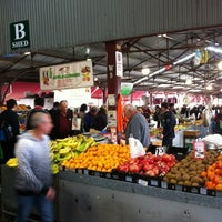 5/19/2012 tarihinde Frederick K.ziyaretçi tarafından Queen Victoria Market'de çekilen fotoğraf