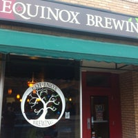Снимок сделан в Equinox Brewing пользователем Chris C. 2/18/2012