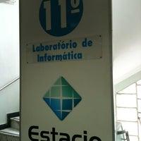 6/23/2012에 Gabriela F.님이 Universidade Estácio de Sá에서 찍은 사진