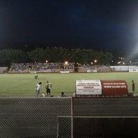 Foto tomada en Estadio Rafael Angel Camacho por Carol R. el 7/5/2012