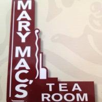 Das Foto wurde bei Mary Mac's Tea Room von James T. am 6/3/2012 aufgenommen