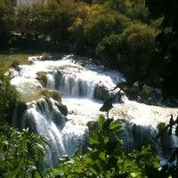 Снимок сделан в Национальный парк Крка пользователем Olga Z. 8/23/2012