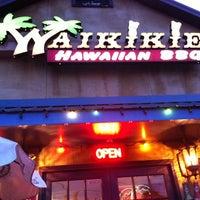 รูปภาพถ่ายที่ Waikikie Hawaiian BBQ โดย Rio เมื่อ 5/2/2012