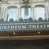 Foto scattata a SHN Orpheum Theatre da Philip C. il 3/29/2012