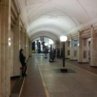Moskova metro istasyonu Semenovskaya