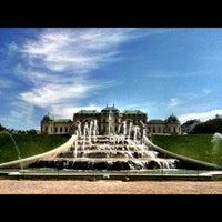 5/18/2012 tarihinde Norbertziyaretçi tarafından Oberes Belvedere'de çekilen fotoğraf