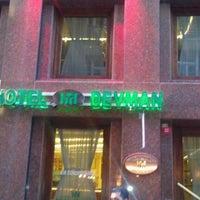 5/26/2012 tarihinde Farzam K.ziyaretçi tarafından Devman hotel'de çekilen fotoğraf