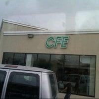 Cfe Government Building In Santa Catarina