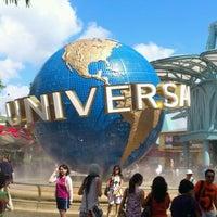 2/10/2012 tarihinde Khrin S.ziyaretçi tarafından Universal Studios Singapore'de çekilen fotoğraf