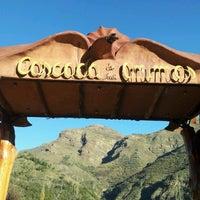 6/23/2012 tarihinde Ariel J.ziyaretçi tarafından Cascada de las Animas'de çekilen fotoğraf