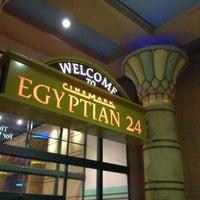 Das Foto wurde bei Cinemark Egyptian 24 von Mahmud F. am 5/5/2012 aufgenommen
