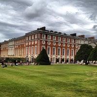 Photo prise au Hampton Court Palace Gardens par Jiri K. le8/27/2012